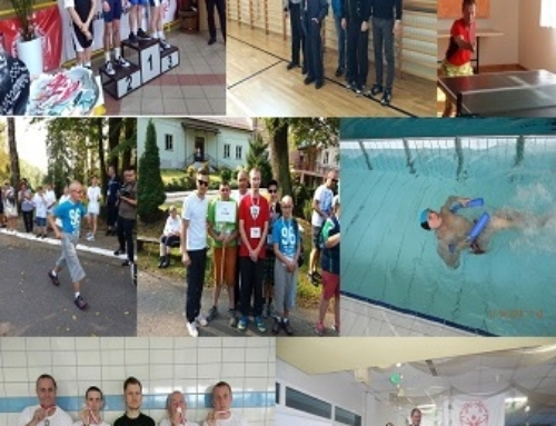 Sprawozdanie z działalności klubu Spartakus przy DPS Bobrek za rok 2016