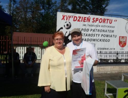 Dzień Sportu i Zabawy w Izdebniku